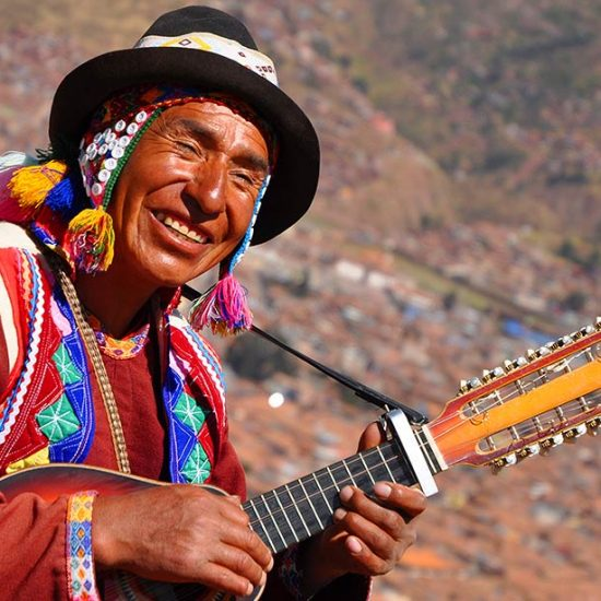 groepsreis Peru
