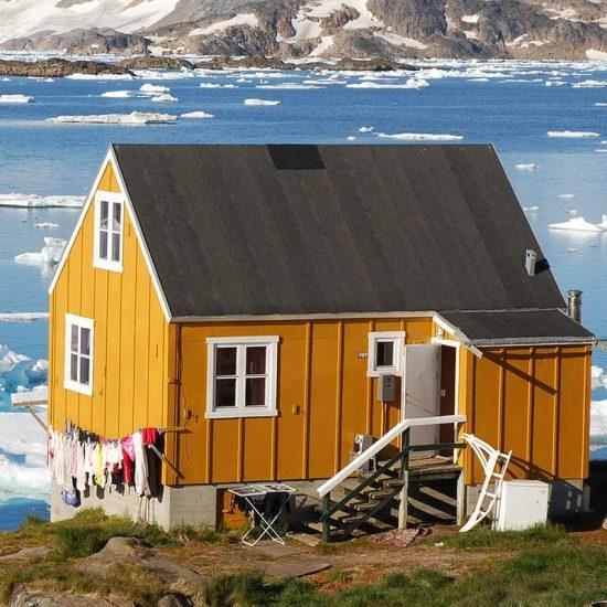 reizen-Groenland